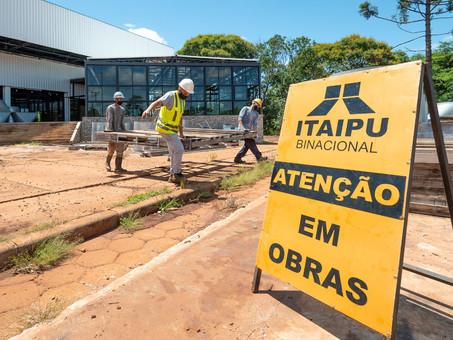 Obras do Mercado Municipal de Foz do Iguaçu entram na fase final