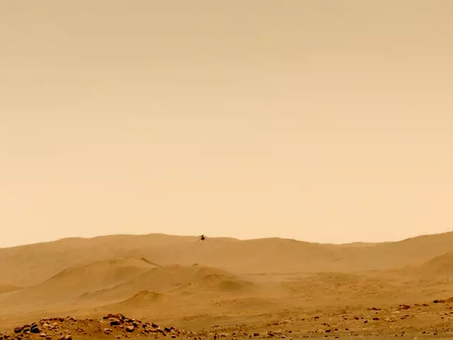 Nasa encontra sais orgânicos em Marte que sugerem existência de vida no planeta
