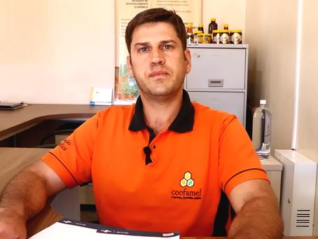Cooperativa de Santa Helena orienta apicultores sobre importância da Nota do Produtor