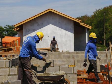 Condomínio do Idoso de Foz do Iguaçu tem 80% das obras executadas