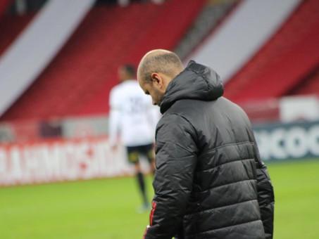 Após queda na Copa do Brasil e reunião, Inter anuncia saída de Miguel Ángel Ramírez