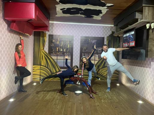 """Shogun e família """"voltam a ser criança"""" no Dreams Park Show"""