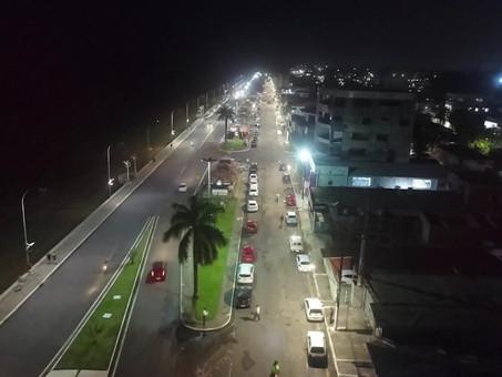 Concessão estruturada pelo BNDES fornecerá Iluminação pública eficiente a 500 mil pessoas em Macapá