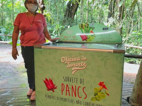 Parque das Aves apresenta novos sabores exclusivos de sorvetes para o verão