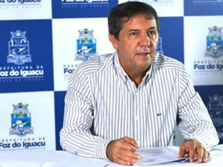 Prefeito Chico Brasileiro testa positivo para Covid-19