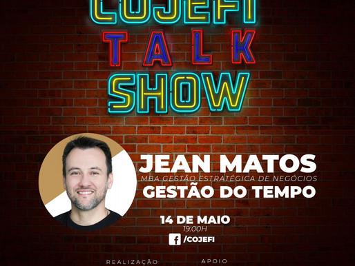 Gestão de tempo é tema de talk show para jovens empreendedores, em Foz do Iguaçu