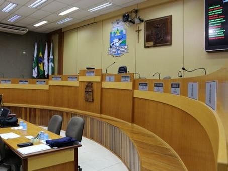 Câmara de Foz analisa projeto de lei que altera a estrutura administrativa