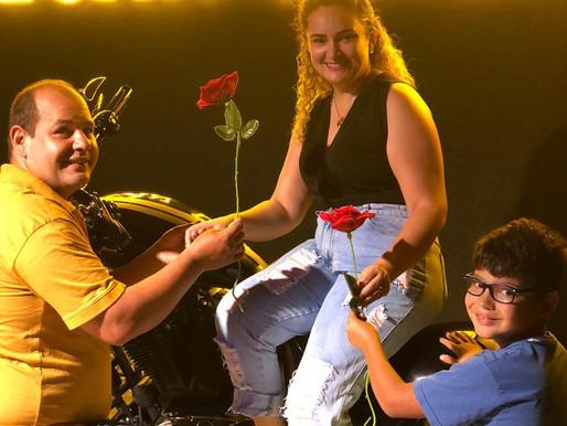 Iguaçuenses aproveitam o feriado para se divertir com segurança no Dreams Park Show
