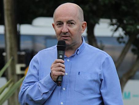 Canoagem Brasileira de Luto, faleceu João Tomasini Schwernter