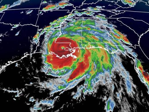 Furacão Ida atinge Louisiana e deixa mais de 1 milhão sem energia