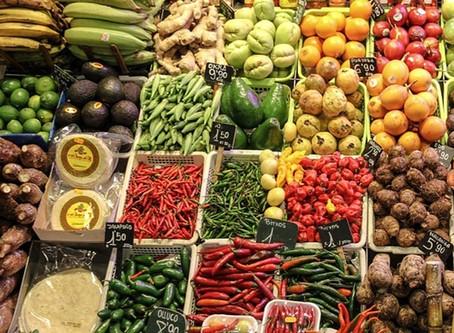 Conab divulga estudo sobre influência da pandemia no setor de hortifrutigranjeiros