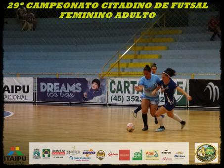 Dreams Park Show renova parceria com a Liga de Futebol de Salão