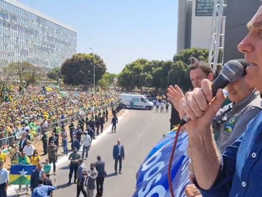Bolsonaro anuncia que vai reunir Conselho da República e chefes dos Três Poderes