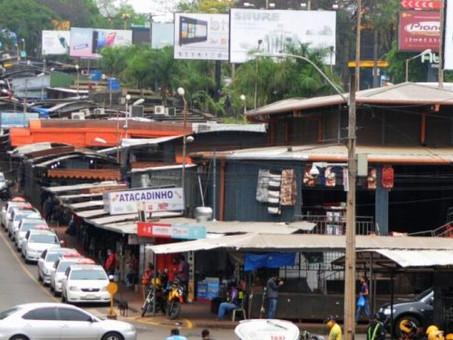 Ciudad del Este em crise: lojistas já cogitam demitir funcionários contratados em novembro