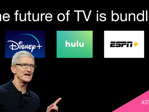What Bundling Services Means to Disney and Apple in the Frenemy Economy