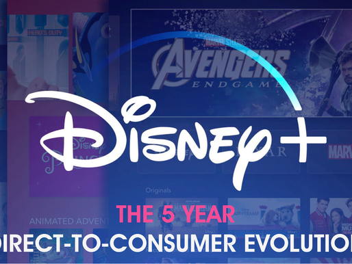 The 5-Year Direct-to-Consumer Evolution of Disney Plus