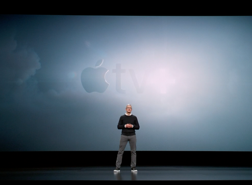 Apple's Quest For an Entertainment Mega-bundle with Apple Music and Apple TV+