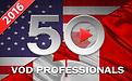 Top 50 VOD Professionals