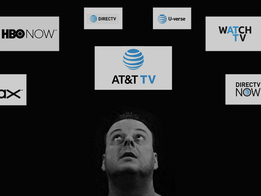 If the Streaming Wars will be decided based on number of video services, AT&T might have just won it