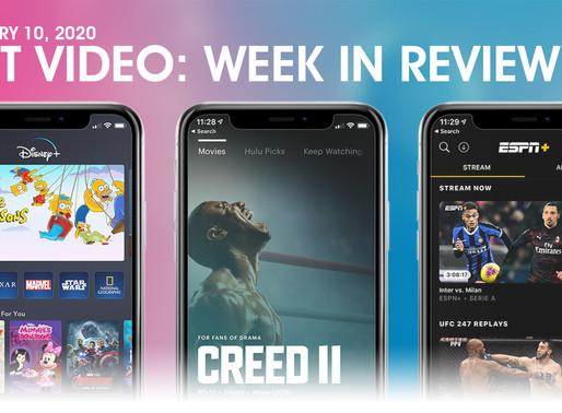 OTT Week in Review: 02/10/20