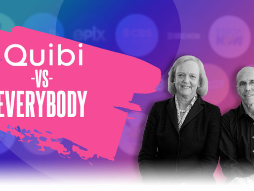 Quibi vs. Everybody: The Streaming Wars Invade Las Vegas