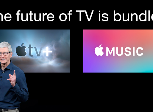 For Apple, the future of TV may be bundles