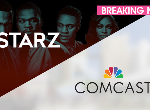 Starz and Comcast Looking at Possible Blackout