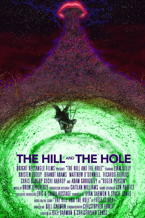 Official La Mantia! THE HILL AND THE HOLE Movie Poster