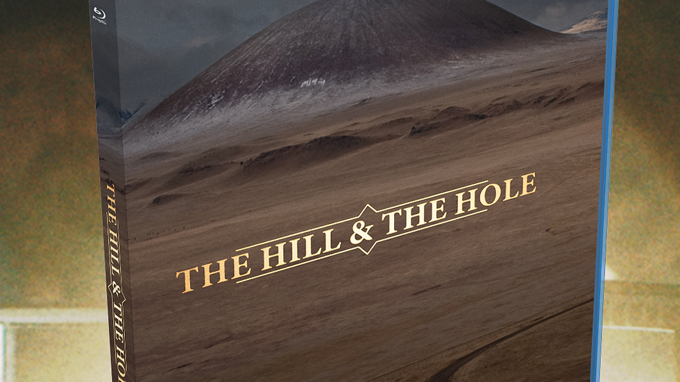 The Hill and The Hole | Blu-ray or DVD