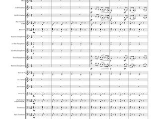 The Nutcracker - Grand Pas De Deux (Excerpt) for Concert Band