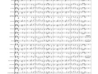 Preobrajensky for Intermediate Concert/Marching Band