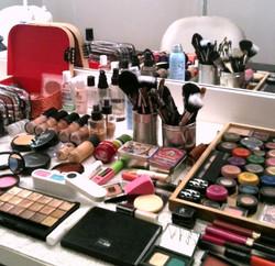 Maquillage télévision/plateau