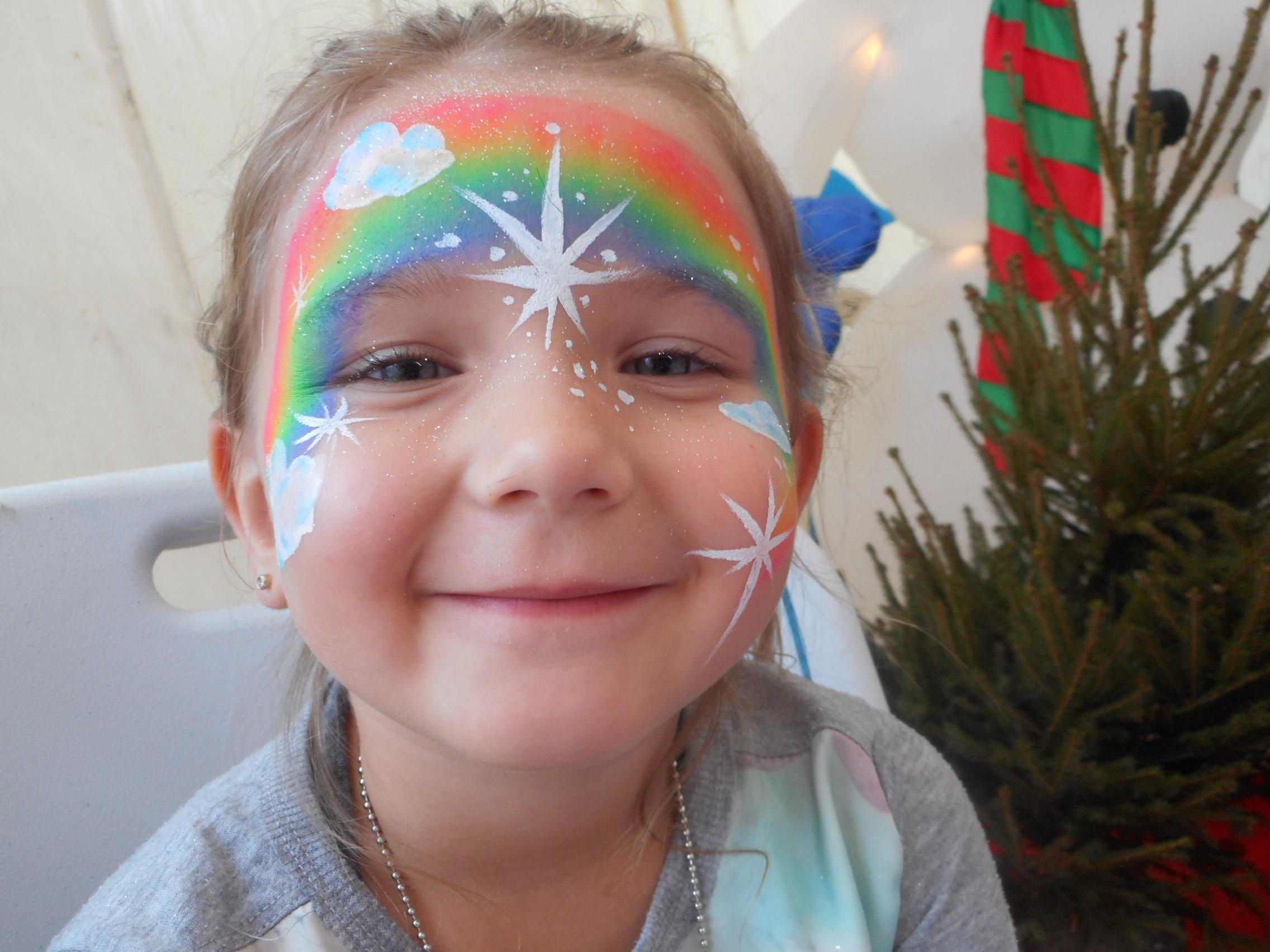 Maquillage enfant - Noël Bonifacio