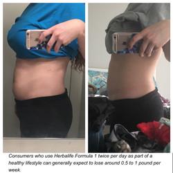 7 Day Belly Blast Challenge