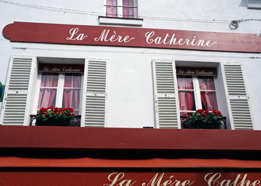 La Mere Catherine - September, 2013