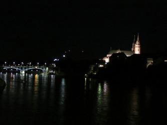 Munster at night