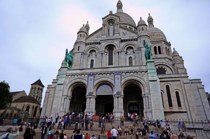 Montmartre - September, 2013
