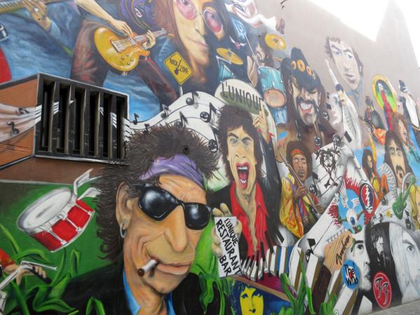 Basel Band Graffiti