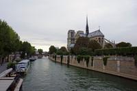 St Patrick's on the Seine - September, 2013