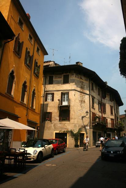 City Street, Verona
