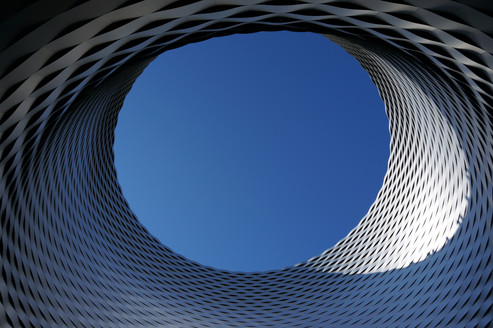Basel Convention Center Spiral - February, 2014