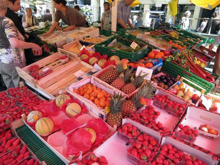 Basel Marktpatz
