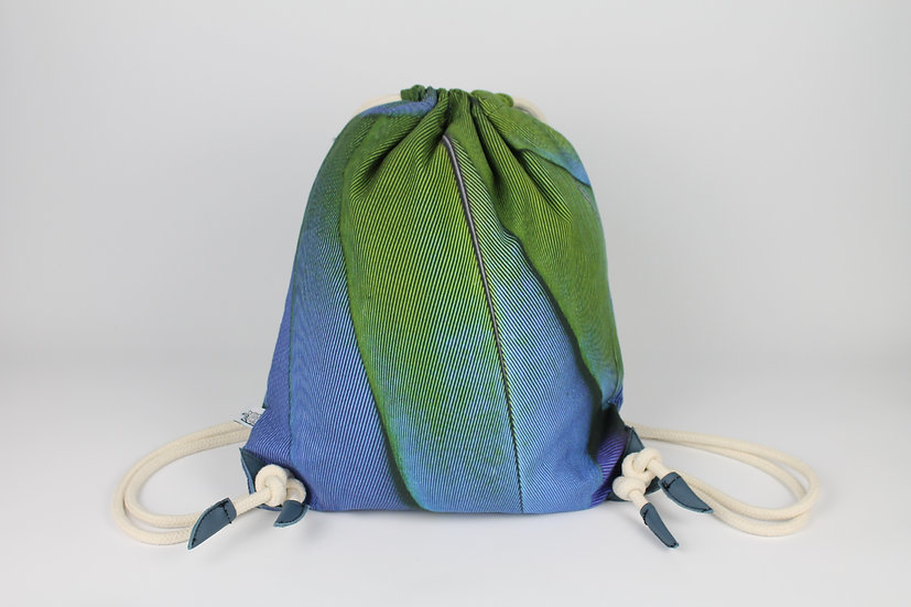 Gym Bag PARROT FEATHER