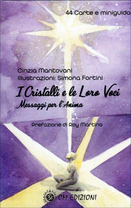I CRISTALLI E LE LORO VOCI - Cinzia Mantovani e Simona Fortini