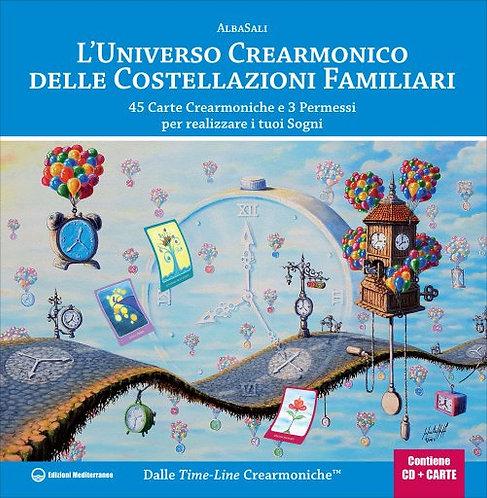 L'UNIVERSO CREARMONICO DELLE COSTELLAZIONI FAMILIARI - CON CARTE. Albasali