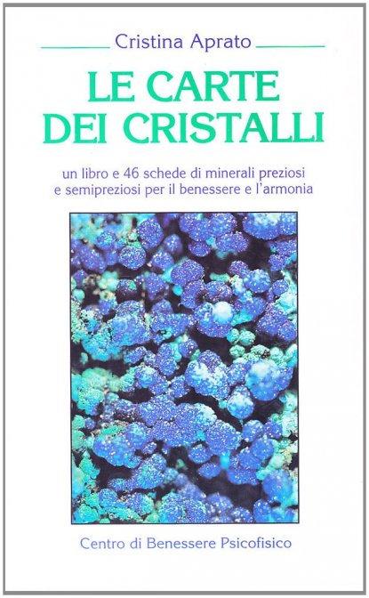 LE CARTE DEI CRISTALLI. Cristina Aprato