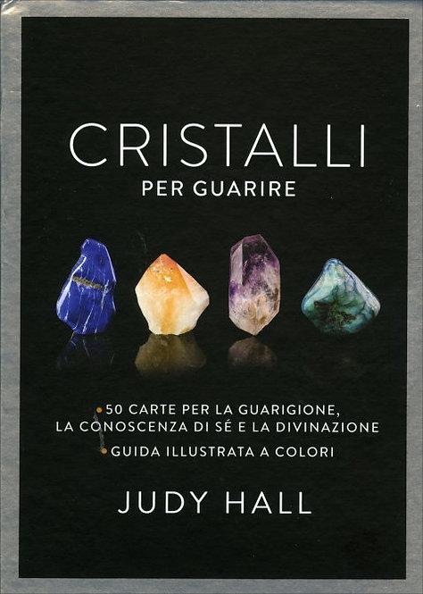 CRISTALLI PE R GUARIRE. 50 CARTE. Judy Hall