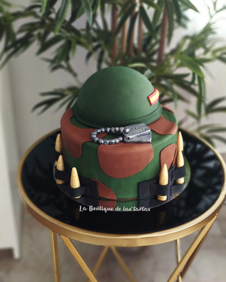 tarta militar