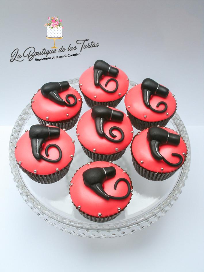 cupcakes secador