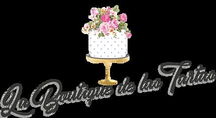 Logo la Boutique de las tartas